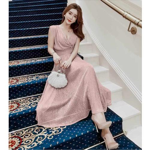 Đầm xòe thiết kế nữ thời trang cao cấp hiệu pnh