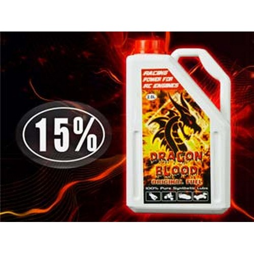 Xăng nitro blood dragon 15 phần trăm