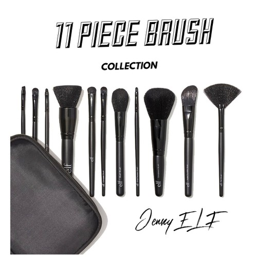 Bộ cọ trang điểm 11 cây elf 11 piece brush collection - 12887086 , 20841559 , 15_20841559 , 560000 , Bo-co-trang-diem-11-cay-elf-11-piece-brush-collection-15_20841559 , sendo.vn , Bộ cọ trang điểm 11 cây elf 11 piece brush collection