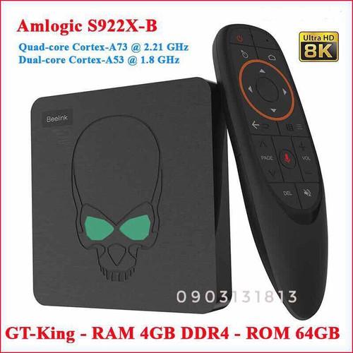 Androidtv box beelink gt-king cực khủng amlogic s922x 4gb ddr4 rom 64gb atv9 - 12878802 , 20831200 , 15_20831200 , 2370000 , Androidtv-box-beelink-gt-king-cuc-khung-amlogic-s922x-4gb-ddr4-rom-64gb-atv9-15_20831200 , sendo.vn , Androidtv box beelink gt-king cực khủng amlogic s922x 4gb ddr4 rom 64gb atv9