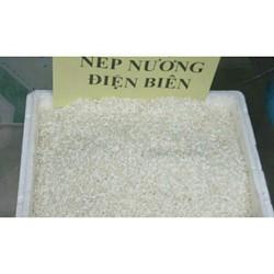 1kg gạo nếp nương điện biên