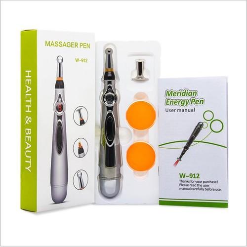 Bút châm cứu trị liệu xung điện