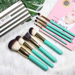 Bộ Cọ Trang Điểm 8 Cây BH Cosmetics Illuminate By Ashley Tisdale 8 Piece Brush Set