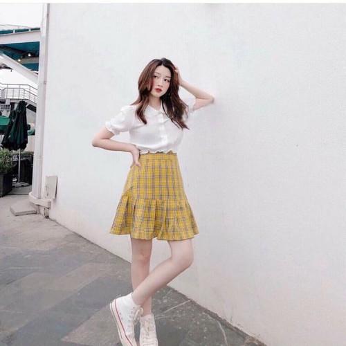 Set áo váy cute - 12880580 , 20833219 , 15_20833219 , 95000 , Set-ao-vay-cute-15_20833219 , sendo.vn , Set áo váy cute