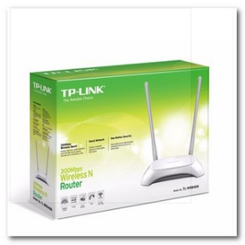 Bộ phát wifi tplink 840 chuẩn n wi-fi tốc độ 300mbps - 12880861 , 20833536 , 15_20833536 , 265000 , Bo-phat-wifi-tplink-840-chuan-n-wi-fi-toc-do-300mbps-15_20833536 , sendo.vn , Bộ phát wifi tplink 840 chuẩn n wi-fi tốc độ 300mbps