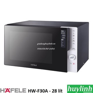 Lò vi sóng có nướng Hafele HW-F30A - 538.31.280 - 28 lít - Hafele HW-F30A thumbnail