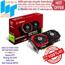 Thanh lý xả kho Card màn hình MSI GeForce GTX 1050Ti 4GB GDDR5 Gaming X - Mới, Full Box, BH 36T