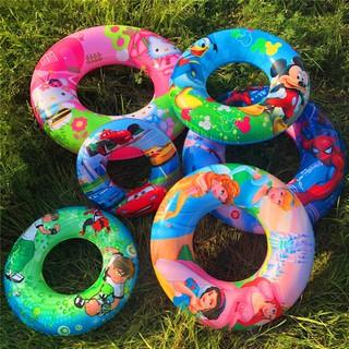 Phao bơi tròn hoạt hình cho bé - TR756 thumbnail