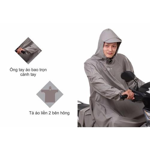 Thumbnail of COMBO 2 áo mưa không xẻ tà