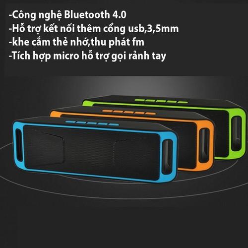 Loa Nghe Nhạc Bluetooth SC-208 Chính Hãng loa music sc - 208 loa tốc độ - 11604265 , 20860286 , 15_20860286 , 180000 , Loa-Nghe-Nhac-Bluetooth-SC-208-Chinh-Hang-loa-music-sc-208-loa-toc-do-15_20860286 , sendo.vn , Loa Nghe Nhạc Bluetooth SC-208 Chính Hãng loa music sc - 208 loa tốc độ