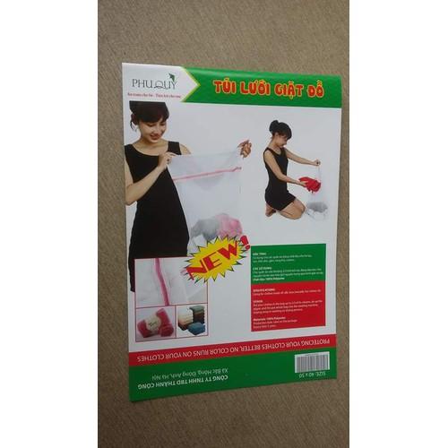 Túi lưới giặt đồ -size :50x60 cm .an toàn cho bé -tiện lợi cho mẹ  và cả gia đình