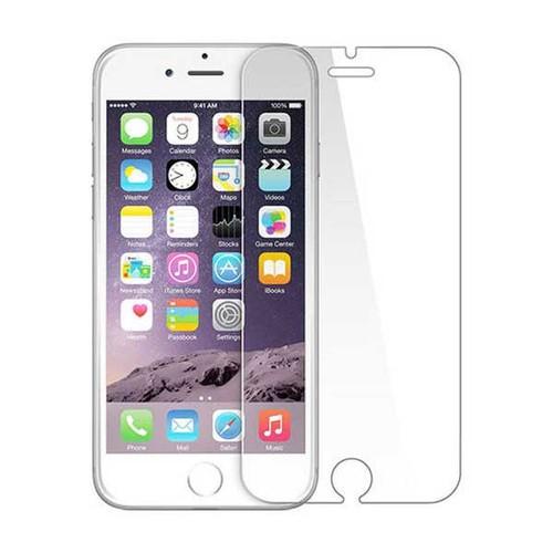 Kính cường lực iphone  6s plus trắng trong giá rẻ kèm ốp chống sốc