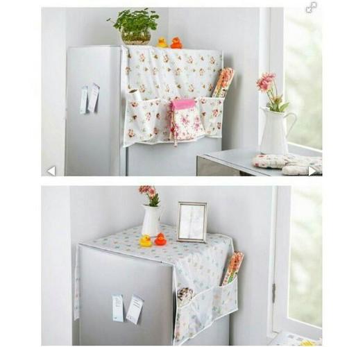 Tấm phủ tủ lạnh chống bụi đa năng