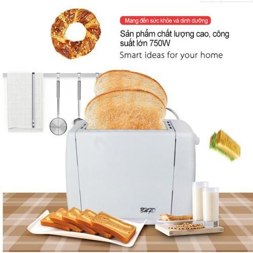 Nướng bánh mì thế này mới giàu dinh dưỡng nhất! 2 slice toaster