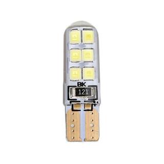 Bộ 2 Bóng Led Chân T10 Đèn Demi, Đèn Xi Nhan Loại 12 Chip SMD Màu Trắng Siêu Sáng - Giá 2 Bóng - 2LedT10_12SMD thumbnail