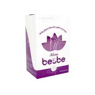 Trà giảm béo giảm mỡ máu Slim Besbe - SLB thumbnail