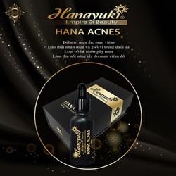 hanayuki - Date 2021-Serum trị mụn Hana Acnes