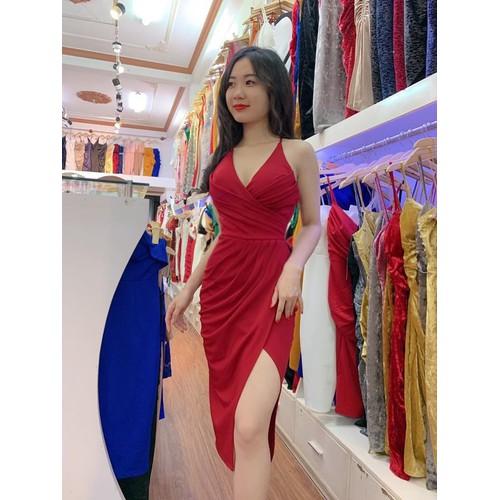 Đầm dạ hội nữ Cát Hàn