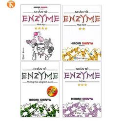 Nhân Tố Enzyme - Trọn Bộ 4 Cuốn
