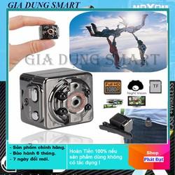 [TẶNG KÈM THẺ NHỚ 32GB giá 199K ] Camera mini siêu nhỏ HD1080P hình ảnh rõ nét Quay cả ban ngày và ban đêm - camera Hành trình và kiêm camera an ninh [TC]