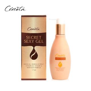 Dung dịch vệ sinh phụ nữ Cenota Secret Sexy Gel 175ml Chính Hãng - DDVSCENOTA thumbnail
