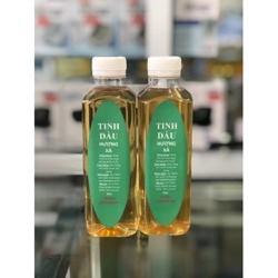 Tinh dầu SẢ nguyên chất đuổi ruồi,muỗi,dán [ 1 chai 350ml] - tinh dầu