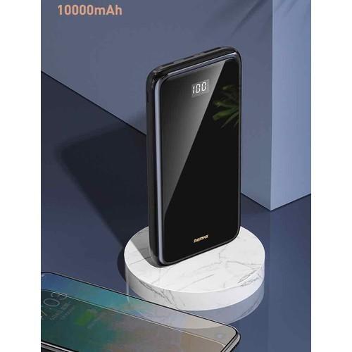 Pin sạc dự phòng  không dây remax 133 mặt kính sang trọng 10.000mah có đèn led siêu gọn đẹp chính hãng - 12914083 , 20888267 , 15_20888267 , 420000 , Pin-sac-du-phong-khong-day-remax-133-mat-kinh-sang-trong-10.000mah-co-den-led-sieu-gon-dep-chinh-hang-15_20888267 , sendo.vn , Pin sạc dự phòng  không dây remax 133 mặt kính sang trọng 10.000mah có đèn led
