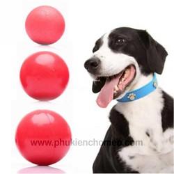 Bóng cao su hạng nặng - đồ chơi cho chó