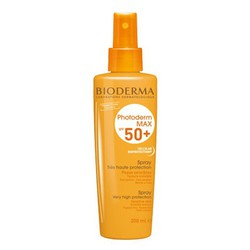 Kem chống nắng dạng xịt Bioderma Photoderm Max Spray SPF 50+