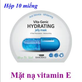 Hộp mặt nạ vitamin E Hàn Quốc- 10 miếng - TYBV2