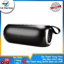 Loa bluetooth V6 âm bass chất lượng thích hợp dùng kết nối máy tính điện thoại kèm kệ đựng điện thoại mini loa bluetooth