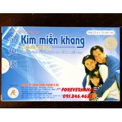 Mua 10 tặng 1 _Kim Miễn Khang điều hòa hệ miễn dịch, hỗ trợ điều trị lupus ban đỏ, bạch biến, vẩy nến, đa xơ cứng, hỗ trợ bệnh tự miễn