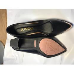 Giày cao gót 5 phân mũi bọc thời trang