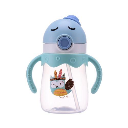 Bình tập uống nước ống hút mềm cho bé trai - 17413170 , 20875474 , 15_20875474 , 95000 , Binh-tap-uong-nuoc-ong-hut-mem-cho-be-trai-15_20875474 , sendo.vn , Bình tập uống nước ống hút mềm cho bé trai