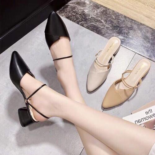 Giầy cao gót đi được 2 kiểu mũi lệch- giày sục nữ siêu hot hit CG01 - 11375023 , 20869823 , 15_20869823 , 180000 , Giay-cao-got-di-duoc-2-kieu-mui-lech-giay-suc-nu-sieu-hot-hit-CG01-15_20869823 , sendo.vn , Giầy cao gót đi được 2 kiểu mũi lệch- giày sục nữ siêu hot hit CG01