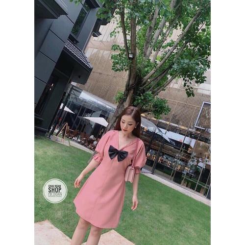 Đầm xòe cute Cát Hàn