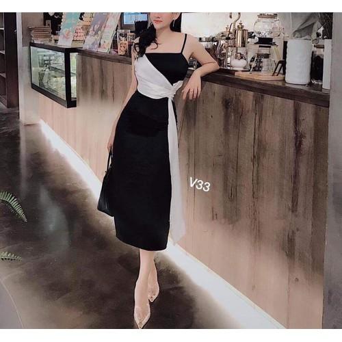 Đầm nữ dễ thương Cát Hàn - 12916162 , 20891417 , 15_20891417 , 125000 , Dam-nu-de-thuong-Cat-Han-15_20891417 , sendo.vn , Đầm nữ dễ thương Cát Hàn
