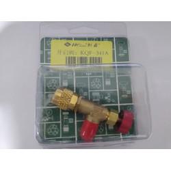 Khóa gas chống bỏng R410 Hongsen