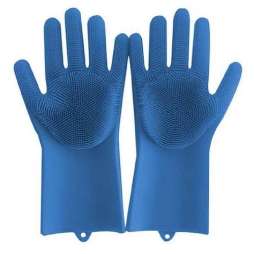 Bộ 2 găng tay rửa bát silicon tạo bọt - 19231979 , 20873034 , 15_20873034 , 114000 , Bo-2-gang-tay-rua-bat-silicon-tao-bot-15_20873034 , sendo.vn , Bộ 2 găng tay rửa bát silicon tạo bọt