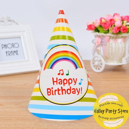 Combo 5 nón sinh nhật