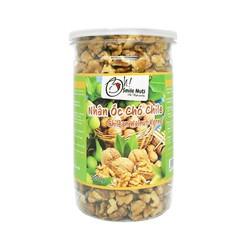 Nhân Óc Chó Chile ăn vặt Smile Nuts hộp 500g - siêu giòn béo - loại bể