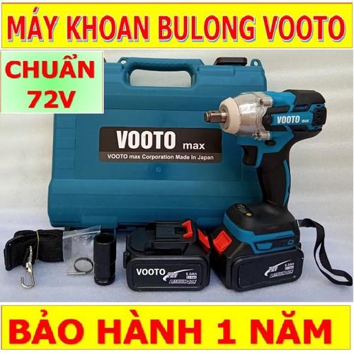 Máy siết Bulong – Máy siết Bulong – Máy siết Bulong dùng pin  72V VOTO 2 PIN - 11375632 , 20890756 , 15_20890756 , 1599000 , May-siet-Bulong-May-siet-Bulong-May-siet-Bulong-dung-pin-72V-VOTO-2-PIN-15_20890756 , sendo.vn , Máy siết Bulong – Máy siết Bulong – Máy siết Bulong dùng pin  72V VOTO 2 PIN