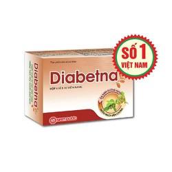 Diabetna Hỗ Trợ Điều Trị Ngừa Biến Chứng Tiểu Đường