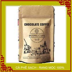 Cà phê Hoà Tan CHOCOLATE COFFEE thơm ngon - ngọt ngào - vị sô cô la Gói 120 gr - DƯƠNG CAFE