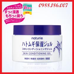 Gel dưỡng da Hatomugi Naturie Skin Conditioning Gel 180g