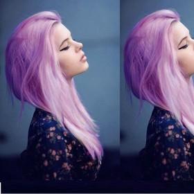 Thuốc nhuộm tóc màu Tím Khói - BLSNhuomTK
