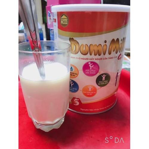 Sữa tăng cân dumi gain