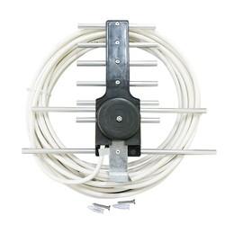 Giàn anten đầu thu truyền hình DVB T2 | Giàn ăng ten trong nhà nhôm liên dây 12m