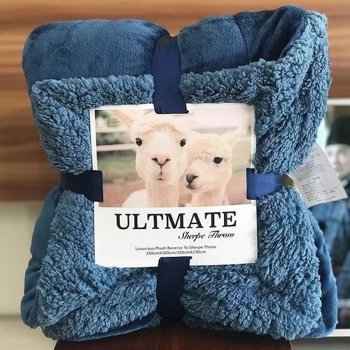 Chăn lông cừu 2 mặt untimatel cao cấp 2019 l kích thước 2m x 2m3 - 12596092 , 20432808 , 15_20432808 , 500000 , Chan-long-cuu-2-mat-untimatel-cao-cap-2019-l-kich-thuoc-2m-x-2m3-15_20432808 , sendo.vn , Chăn lông cừu 2 mặt untimatel cao cấp 2019 l kích thước 2m x 2m3
