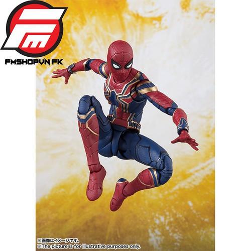 Mô hình shf iron spider infinity war - 12601158 , 20439230 , 15_20439230 , 410000 , Mo-hinh-shf-iron-spider-infinity-war-15_20439230 , sendo.vn , Mô hình shf iron spider infinity war